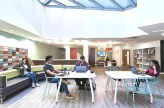 Aldgate residence accommodation - Common Area