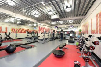 Mile End Residence Accommodation - Gym