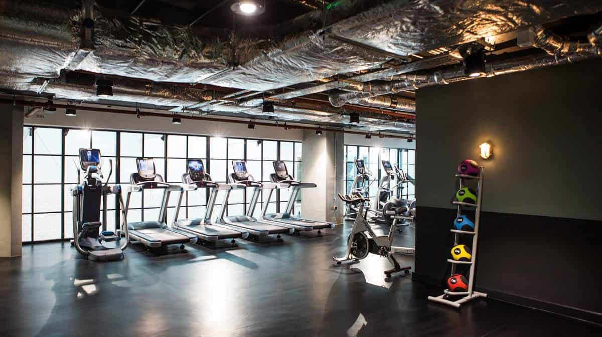 Pentonville Residence Accommodation - Gym