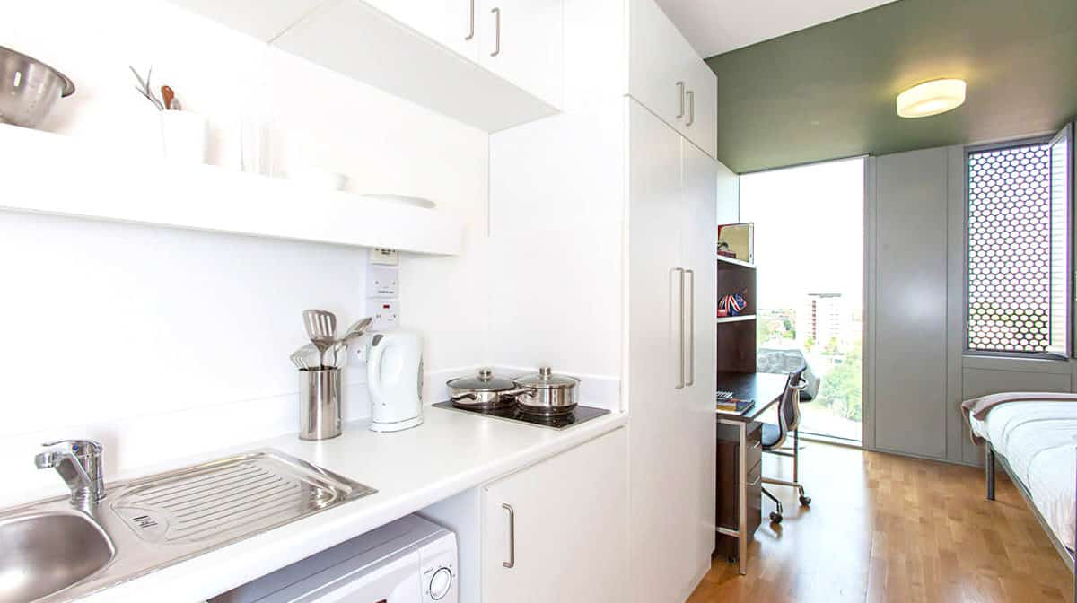 Pentonville Residence Accommodation - Kitchen
