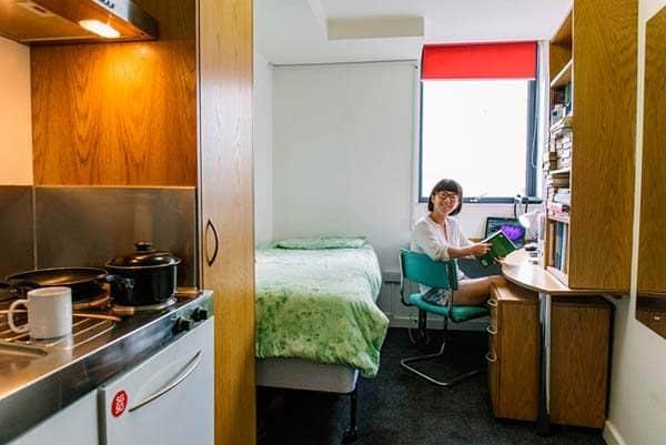 Sebastian Street Residence Accommodation - Classic Studio