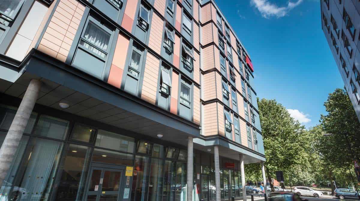 Bethnal Green Residence Accommodation - External