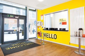Bethnal Green Residence Accommodation - Reception