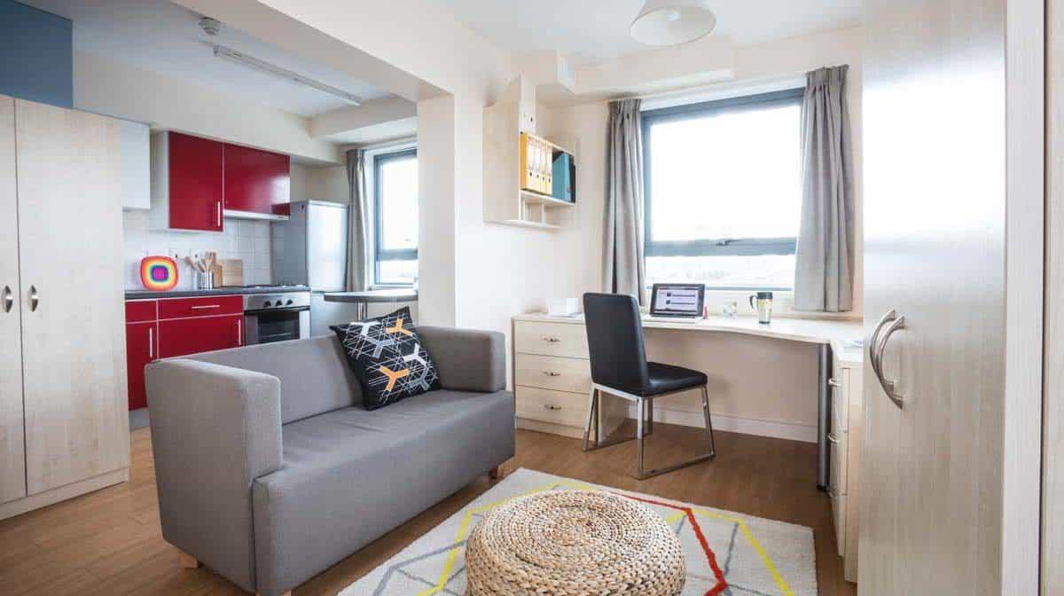 Bethnal Green Residence Accommodation - Studio
