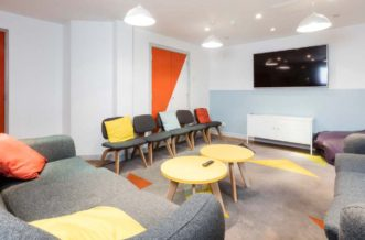 Old Street Residence Accommodation - Common Area
