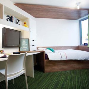 Aldgate Residence Accommodation - Single Studio