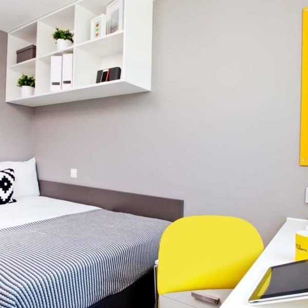 Wembley Residence Accommodation - Bedroom