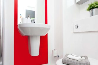Wembley Residence Accommodation - Bathroom