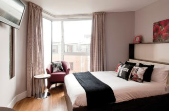 Camden Lock Residence Accommodation - Executive Studio