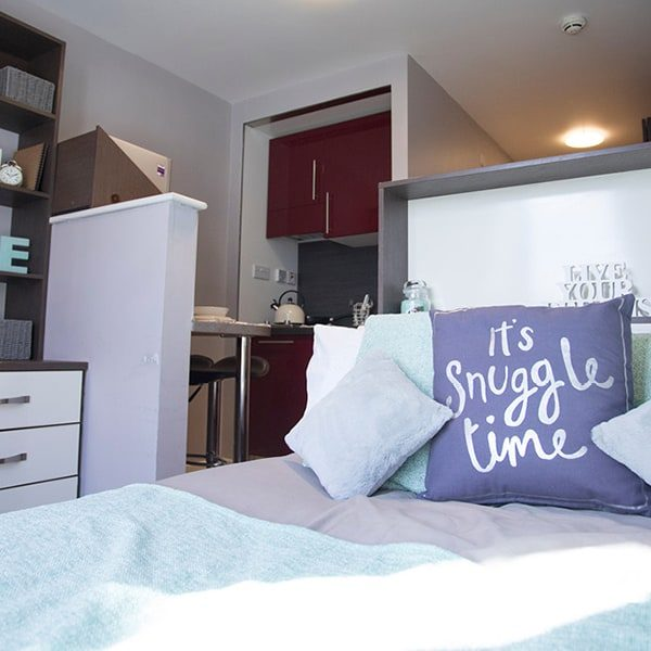 Camden Lock Residence Accommodation - Single Studio