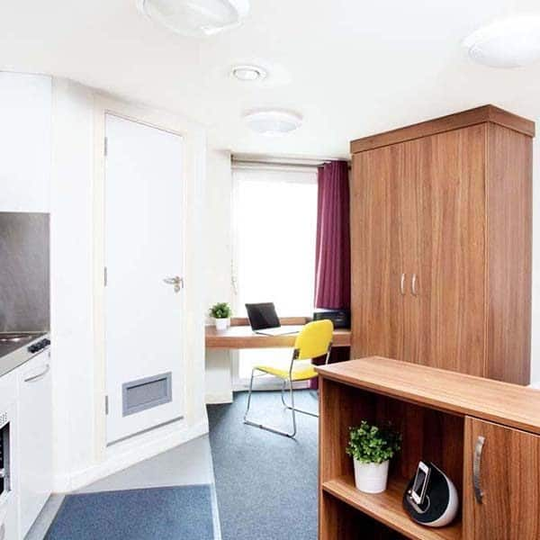 Islington Residence Accommodation - Basic Studio