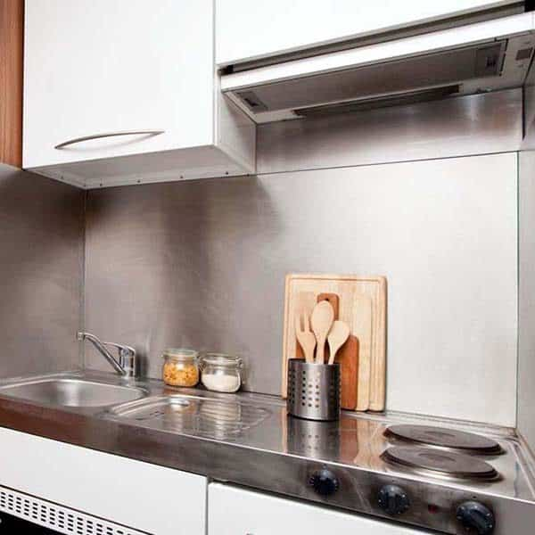 Islington Residence Accommodation - Classic Studio Kitchen