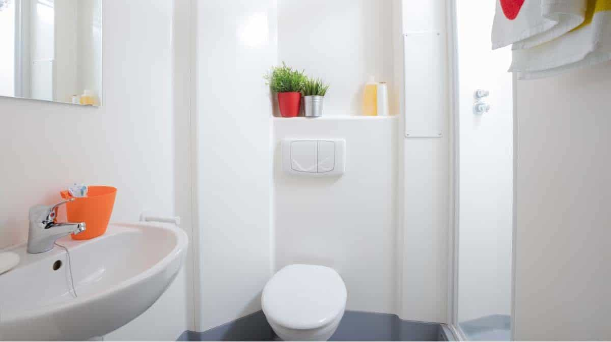 Bethnal Green Residence Accommodation - Bathroom
