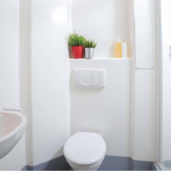 Bethnal Green Residence Accommodation - Bathroom
