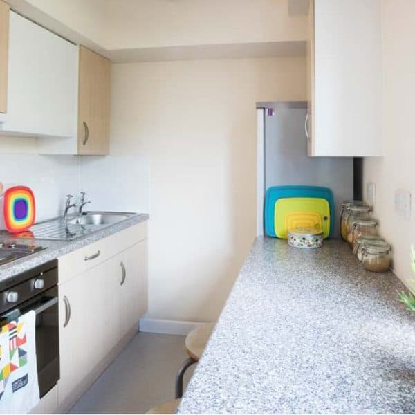 Bethnal Green Residence Accommodation - Dining Area