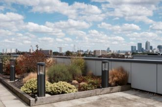 Bethnal Green Residence Accommodation - Terrace