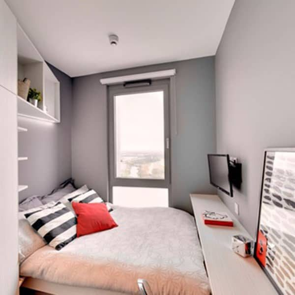 Regent's Canal residence accommodation - Studio