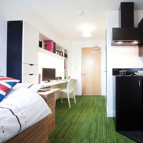 Aldgate Residence Accommodation - Double Studio