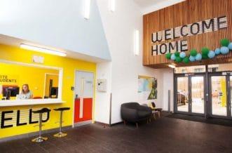 Tottenham Hale Residence - Reception