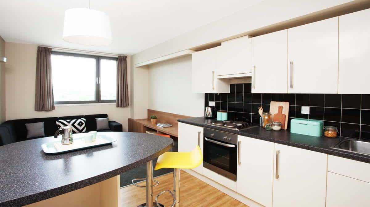 Tottenham Hale Residence - Dining Area