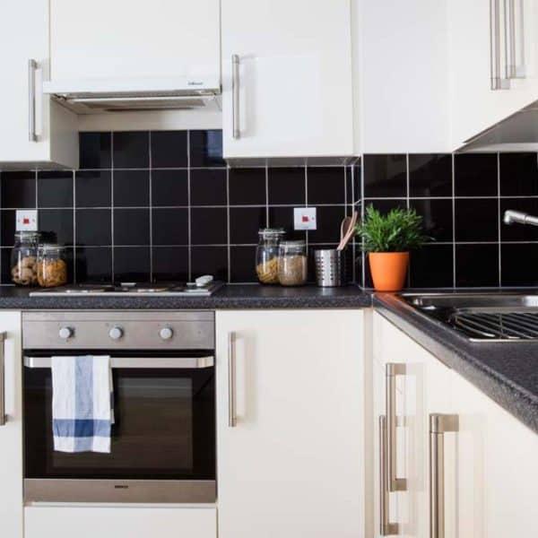 Tottenham Hale Residence - Common Kitchen