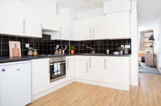 Tottenham Hale Residence - Kitchen