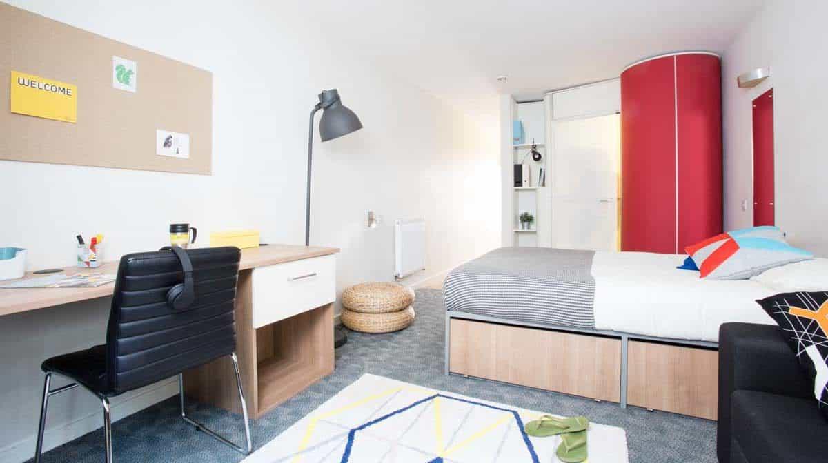 Tottenham Hale Residence - Studio