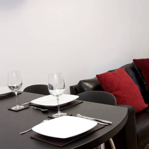 Farringdon Residence Accommodation - Dining Area