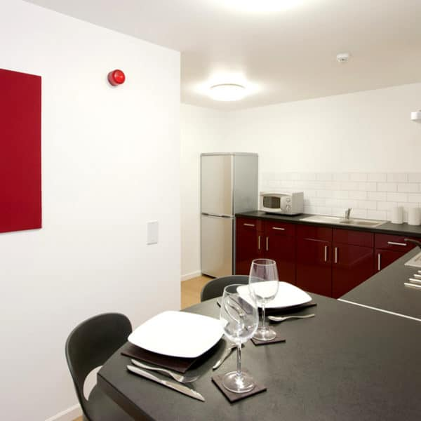 Farringdon Residence Accommodation - Kitchen