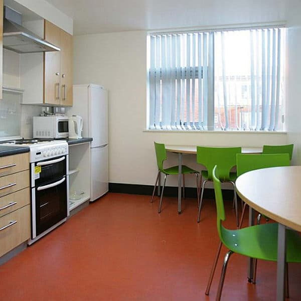 Westferry Twin En Suite Kitchen