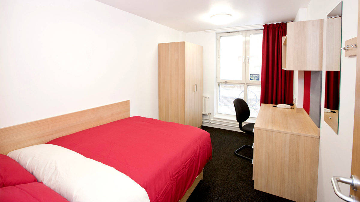 Farringdon Residence Accommodation - Bedroom