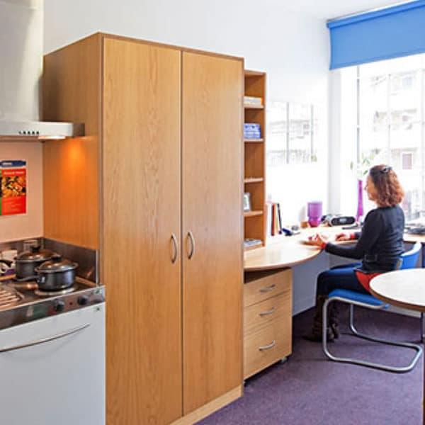 St John Street Residence Accommodation - Classic Studio