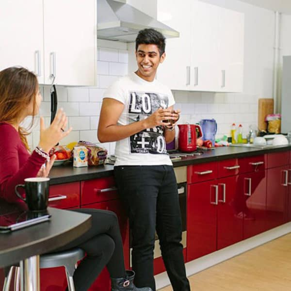 Farringdon Residence Accommodation - Common Kitchen