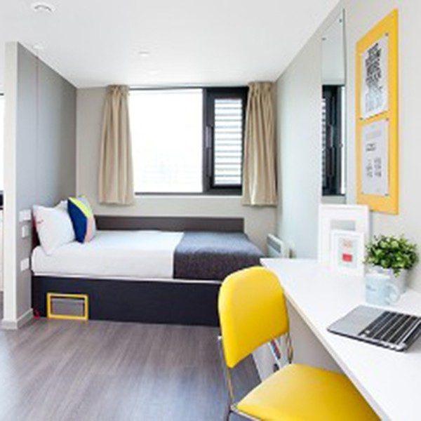 Wembley Residence Accommodation - Basic Accessible Studio