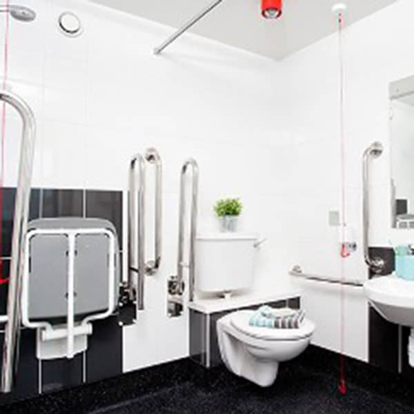 Wembley Residence Accommodation - Basic Accessible Studio