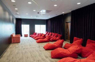Bloomsbury Residence Accommodation - Cinema