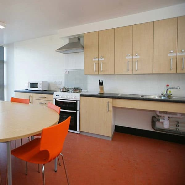 Westferry Residence Kitchen Area