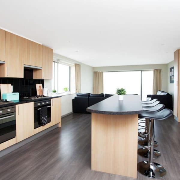 Stratford Residence Accommodation - Kitchen