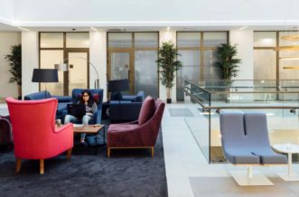 Bloomsbury Residence Accommodation - Social Area