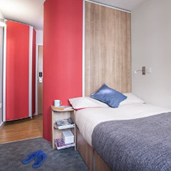 Tottenham Hale Residence Accommodation - En Suite