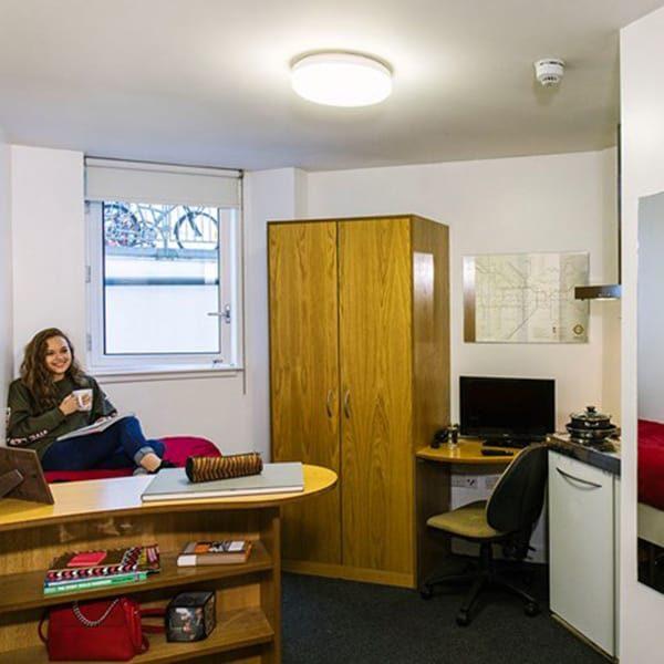 St John Street Residence Accommodation - City Studio
