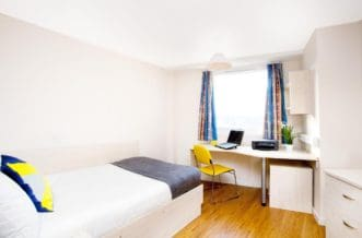 Glasgow Residence Accommodation - Classic Studio