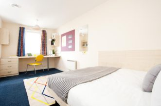 Glasgow Residence Accommodation - Premium Range 1 Studio