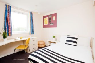 Glasgow Residence Accommodation - Premium Range 3 Studio