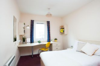Glasgow Residence Accommodation - Premium Range 4 Studio