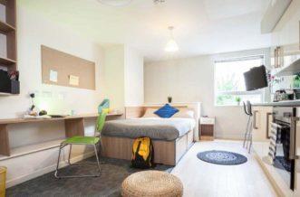 King's Cross Residence Accommodation - Studio