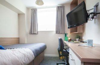 King's Cross Residence Accommodation - Bedroom