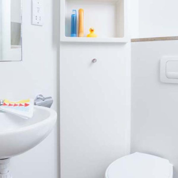 King's Cross Residence Accommodation - Bathroom