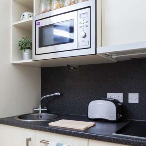 King's Cross Residence Accommodation - Kitchen