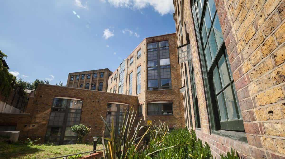 King's Cross Residence Accommodation - External